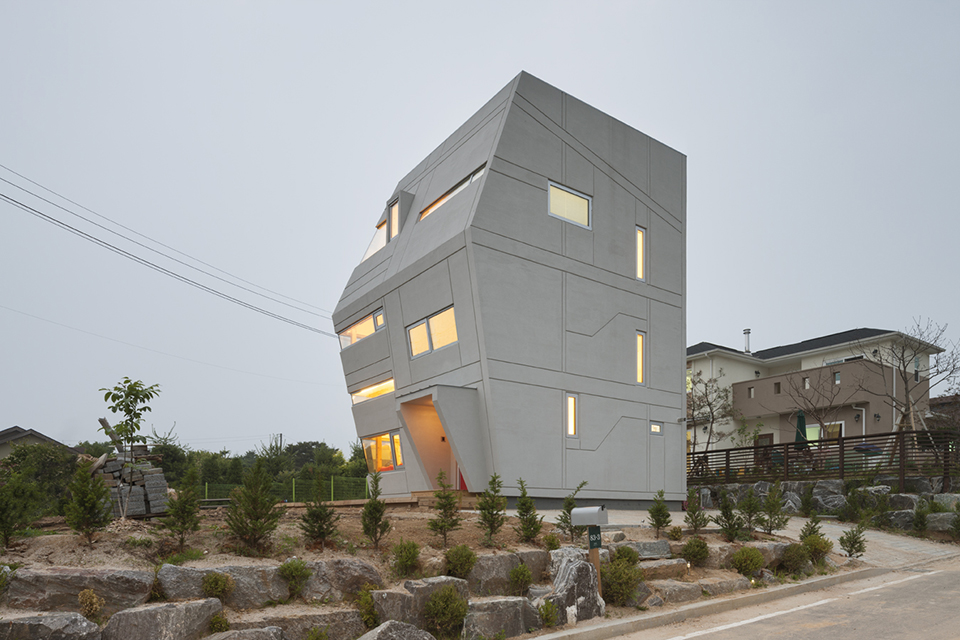 Star Wars House by Moon Hoon Architects 2