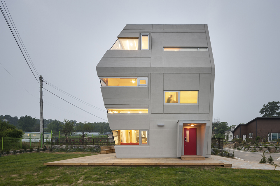 Star Wars House by Moon Hoon Architects 3