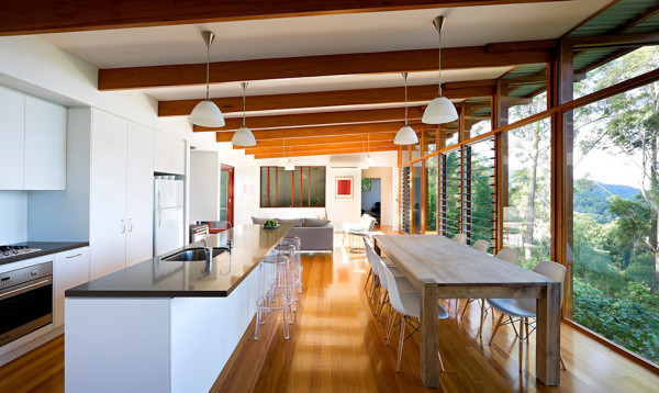 Storrs House by Tim Stewart Architects 10 600x358 Storrs House by Tim Stewart Architects