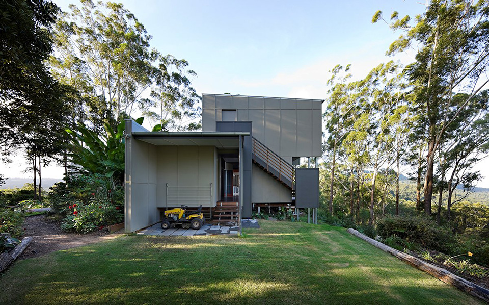 Storrs House by Tim Stewart Architects 12