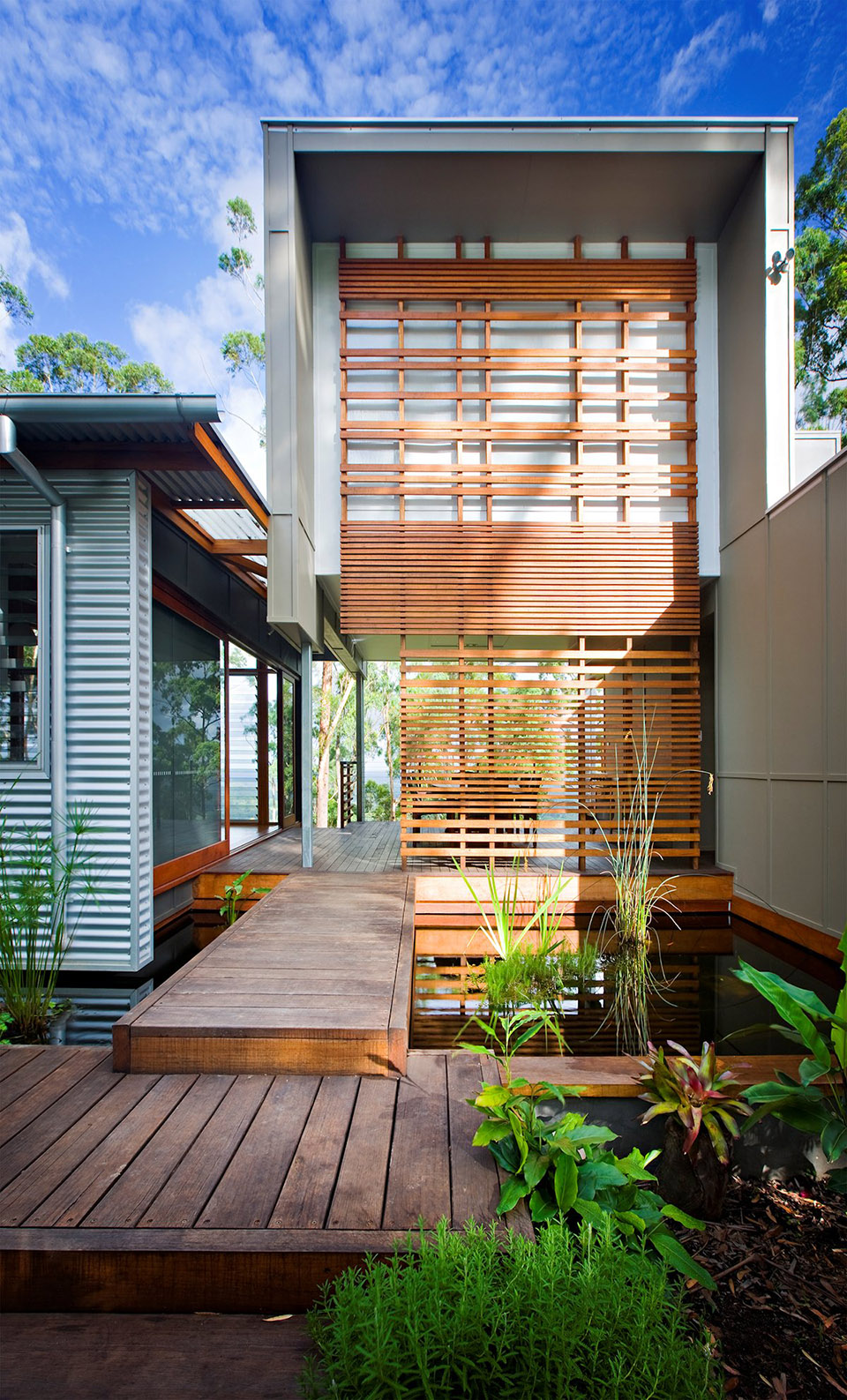 Storrs House by Tim Stewart Architects 2