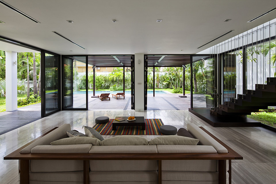 Thao Dien House by MM++ House Architects 7