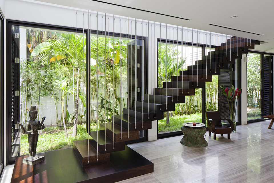 Thao Dien House by MM++ House Architects 8