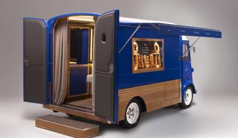 The Grey Goose Camionnette by Ragged Edge 7