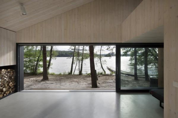Lake Cabin by Fam Architekti 4