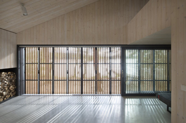 Lake Cabin by Fam Architekti 7