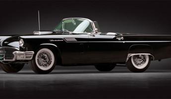 1957 Ford Thunderbird - 'F-Code'