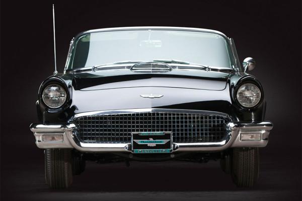 1957 Ford Thunderbird - F-Code 10