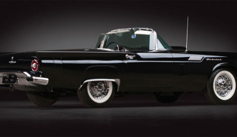 1957 Ford Thunderbird - F-Code 2
