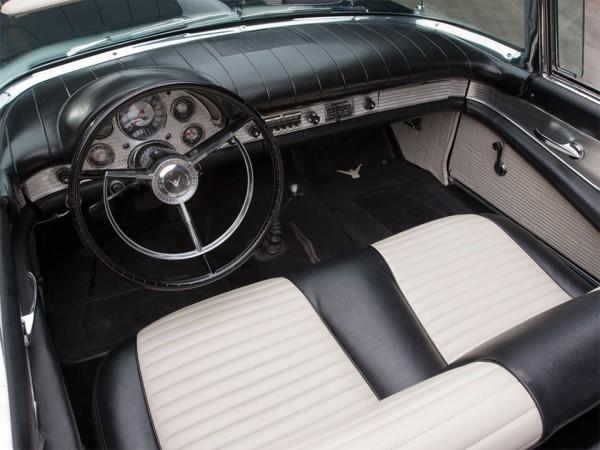 1957 Ford Thunderbird - F-Code 4
