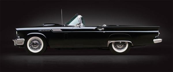 1957 Ford Thunderbird - F-Code 5