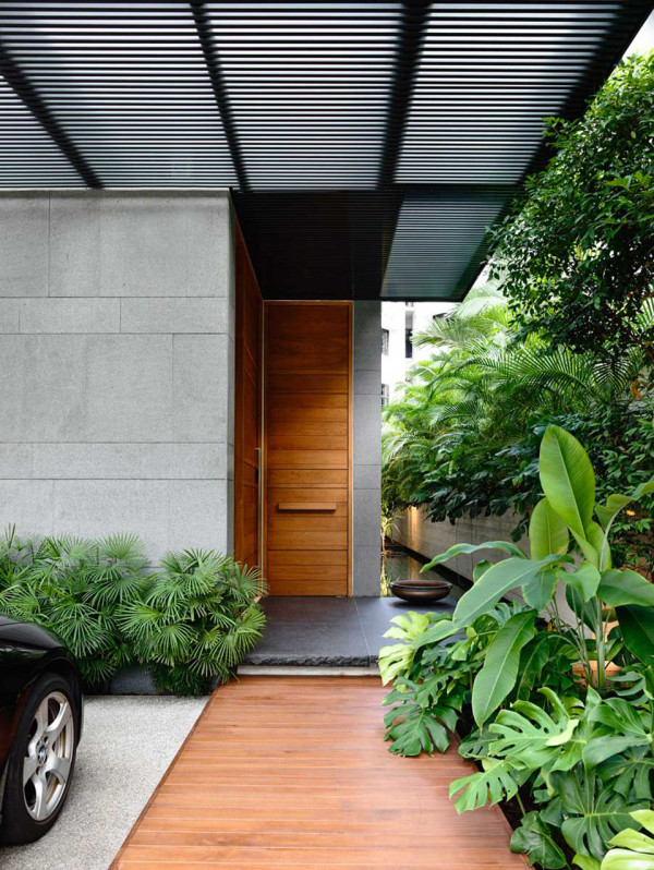 66MRN House by OngOng 4 600x798 66MRN House by Ong&Ong