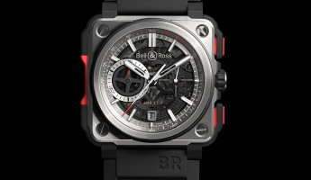Bell and Ross BR-X1 Watch top black