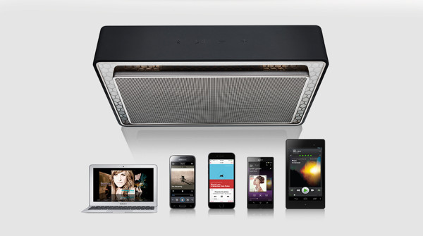 Bowers and Wilkins T7 Bluetooth Speaker 3 600x335 Bowers and Wilkins T7 Bluetooth Speaker