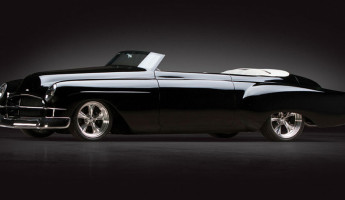 Cad Attack 1949 Cadillac Series 62 Convertible 1