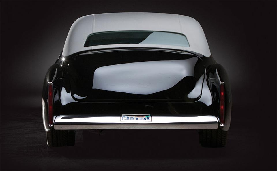 Cad Attack 1949 Cadillac Series 62 Convertible 7