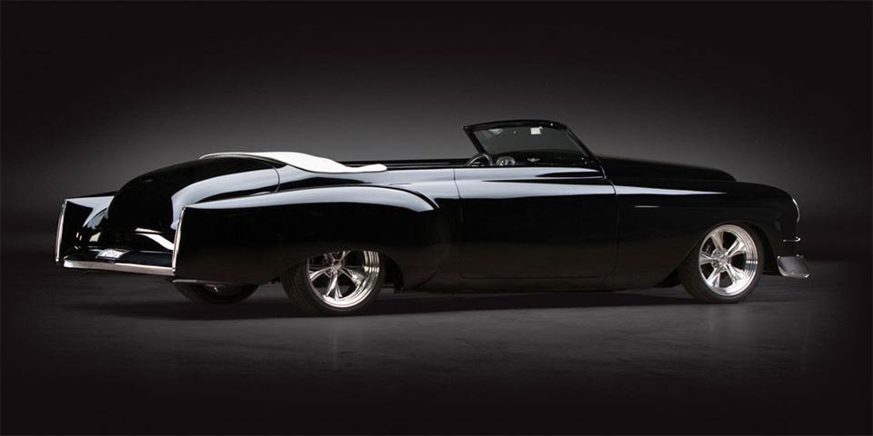 Cad Attack 1949 Cadillac Series 62 Convertible 8