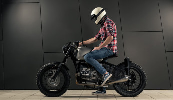 ER Motorcycles Voltron BMW R69s 1