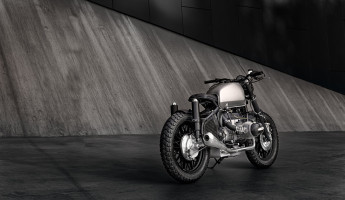 ER Motorcycles Voltron BMW R69s 2