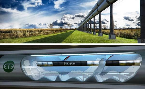Future of Transportation: ET3 Hyperloop Concept