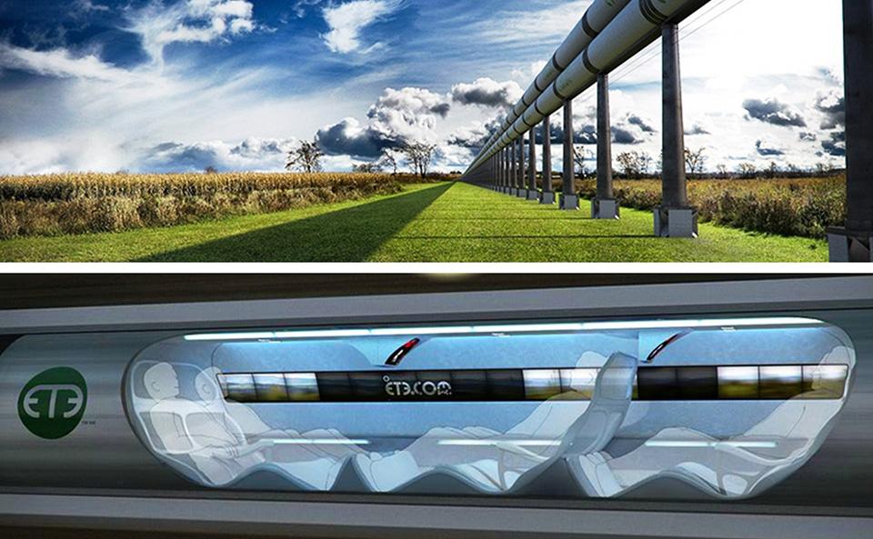ET3 Hyperloop Concept
