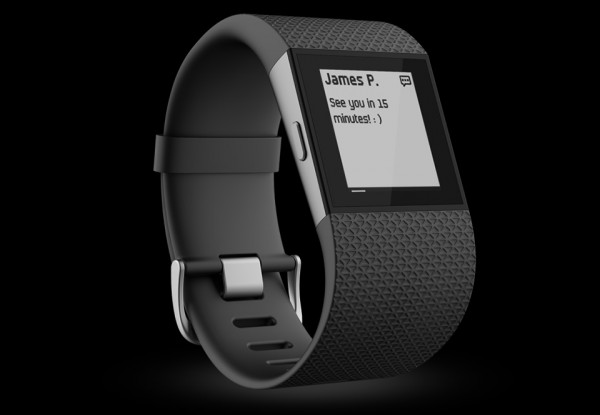 Fitbit Surge Fitness Tracker Watch 4