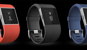 Fitbit Surge Fitness Tracker Watch is the Future King of Fit