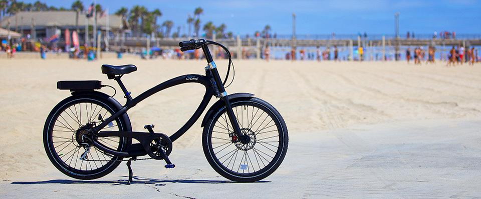 Ford Electric Bike – Pedego Electric Bike 1
