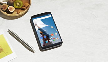 Google Nexus 6 hero
