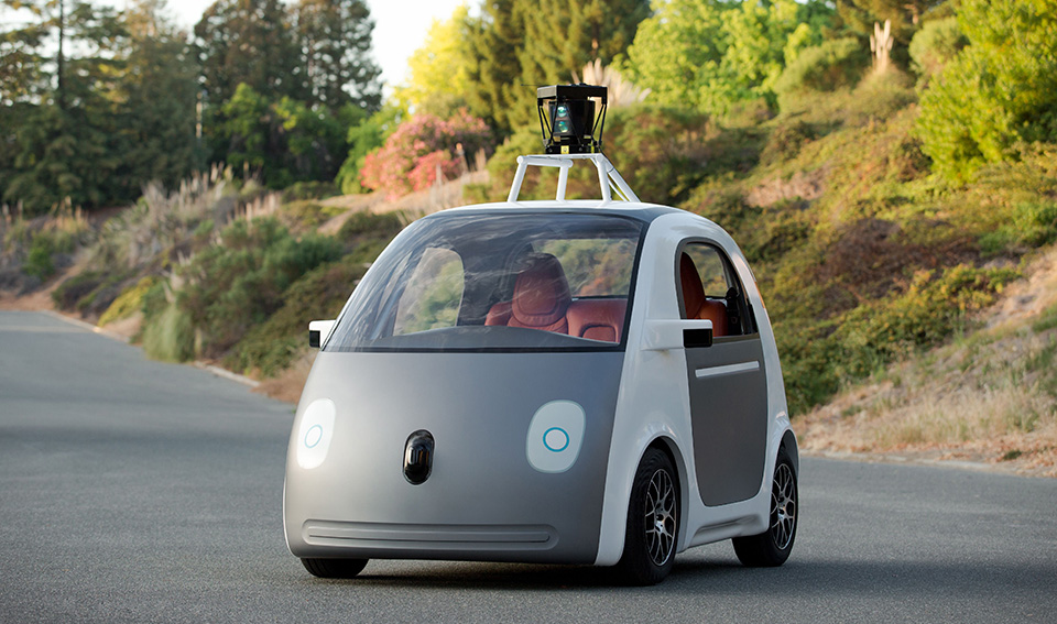 Google Self Driving Car 1 The Future of Transportation As We Know It: The Self Driving, Space Travelling, Tube Train Transit of Tomorrow