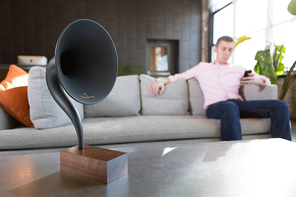 Gramavox Bluetooth Speaker 1