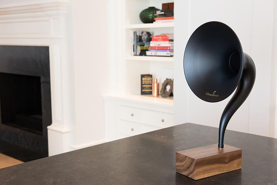 Gramavox Bluetooth Speaker 3