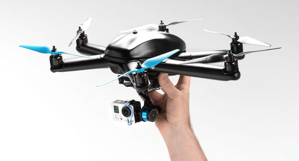 HexoPlus Drone 2 600x323 The HEXO+ Drone Is Your Very Own Flying Video Camera