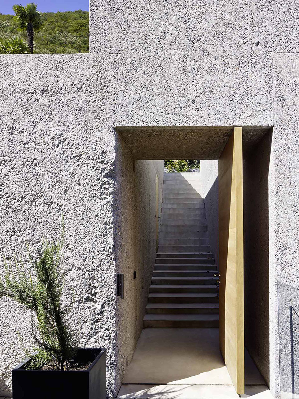 House in Brissago by Wespi de Meuron Romeo architects 11