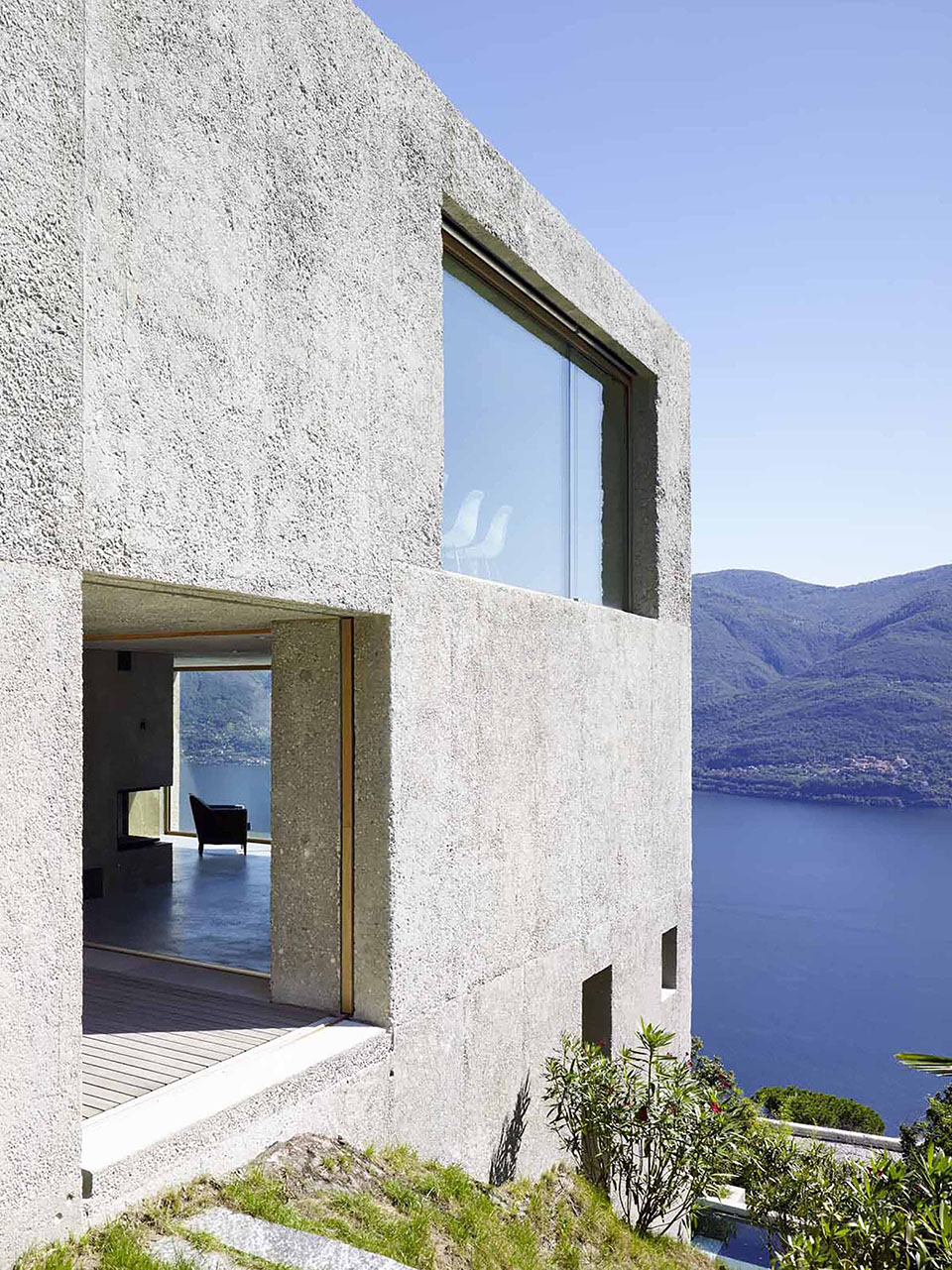 House in Brissago by Wespi de Meuron Romeo architects 2