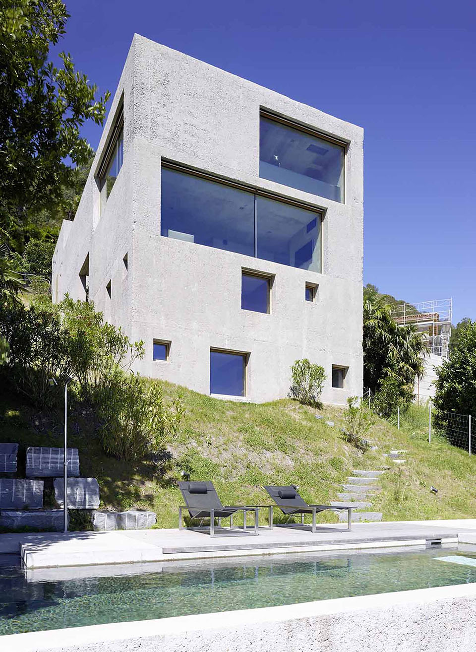 House in Brissago by Wespi de Meuron Romeo architects 3