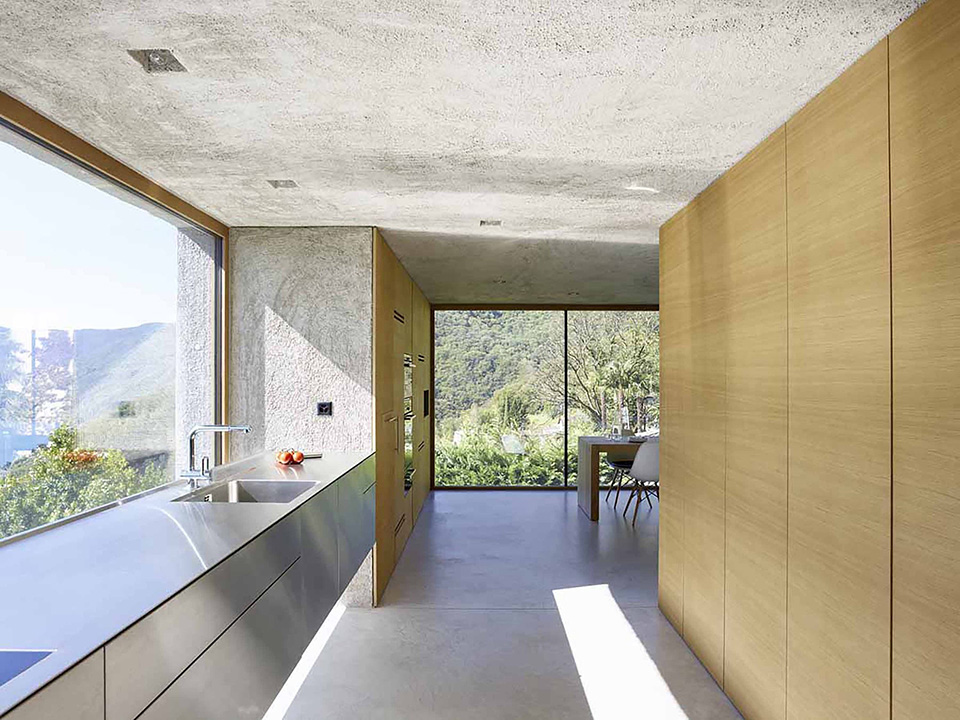 House in Brissago by Wespi de Meuron Romeo architects 6