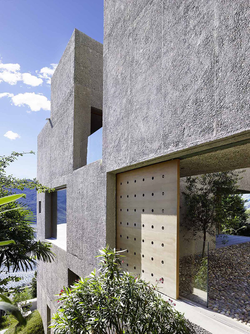 House in Brissago by Wespi de Meuron Romeo architects 7