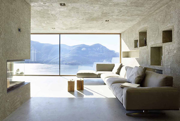House in Brissago by Wespi de Meuron Romeo architects 8 600x405 House in Brissago by Wespi de Meuron Romeo Architects