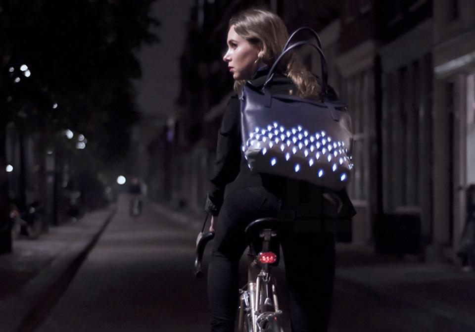 Julie Thissen The Cyclist Messenger Bags 1