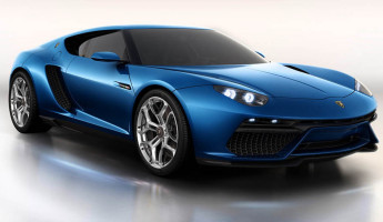 Lamborghini Asterion Hybrid 1