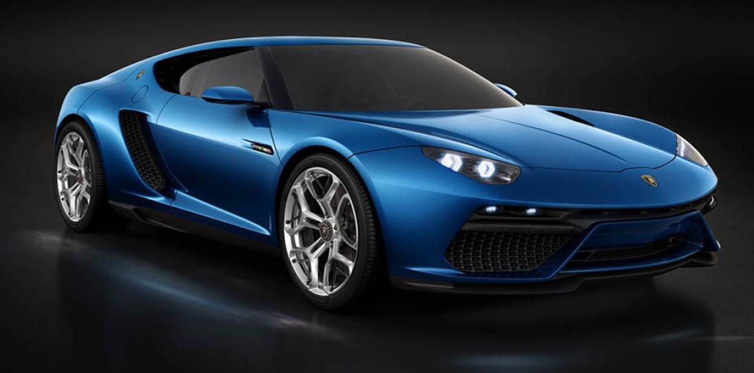 Lamborghini Asterion Hybrid 4