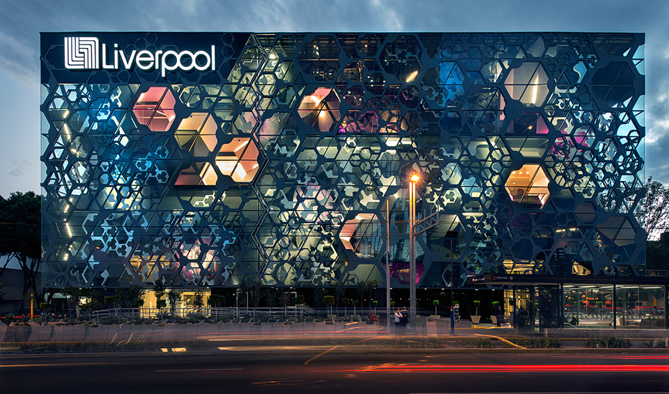 Liverpool Insurgentes Department Store by Rojkind Arquitectos 1