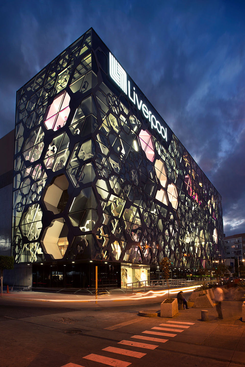 Liverpool Insurgentes Department Store by Rojkind Arquitectos 3
