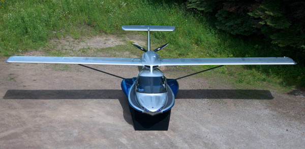 MVP Aero Airplane 6 600x293 The MVP Aero Airplane Is The Most Versatile Amphibious Plane Ever Created