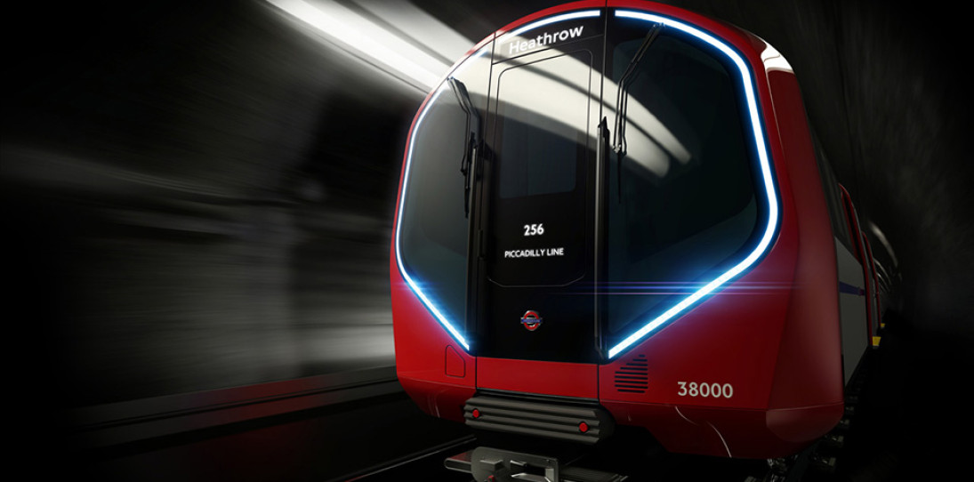 New Tube for London Trains by PriestmanGoode 1