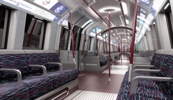 New Tube for London Trains by PriestmanGoode 6