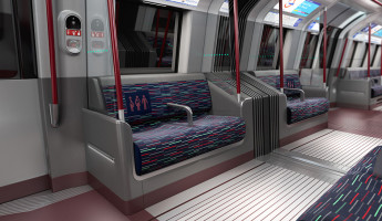 New Tube for London Trains by PriestmanGoode 8