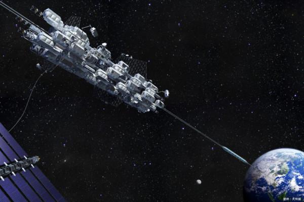 Future of Transportation: Obayashi Space Elevator