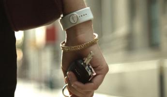 Olive Stress Bracelet 1